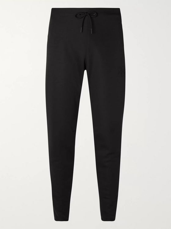 Under Armour Unstoppable Move Tapered Stretch Tech-Jersey Sweatpants