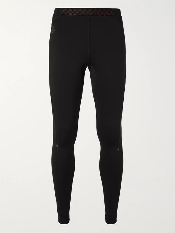 Under Armour UA Rush Run HeatGear Compression Tights