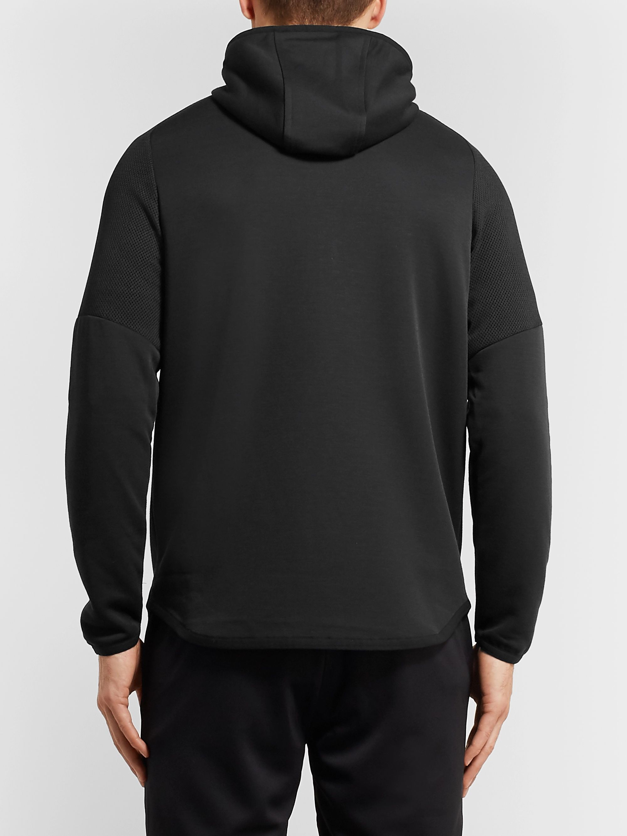 Under Armour UA Unstoppable Move Tech-Jersey Zip-Up Hoodie
