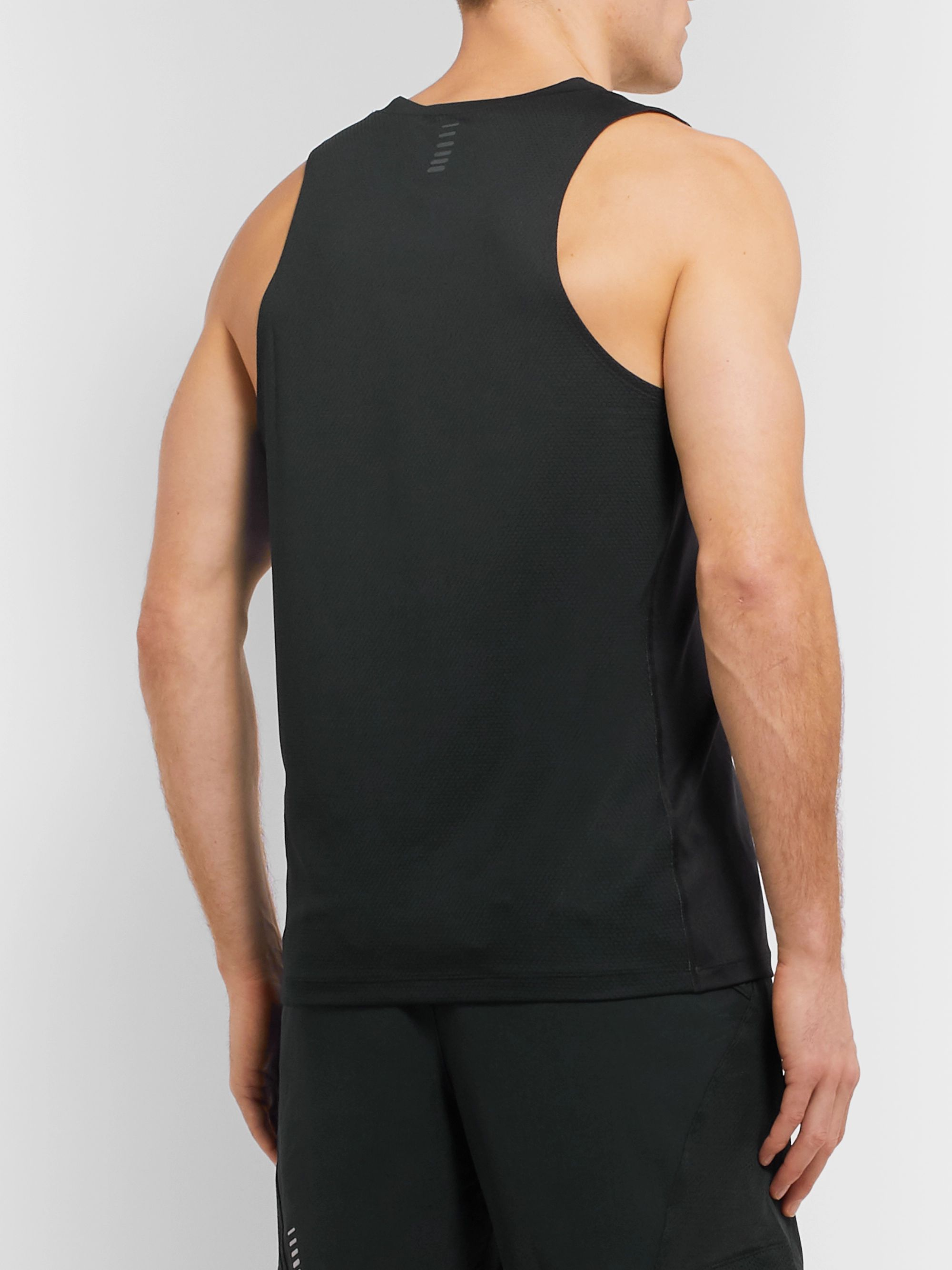 Under Armour UA Rush HeatGear Running Top
