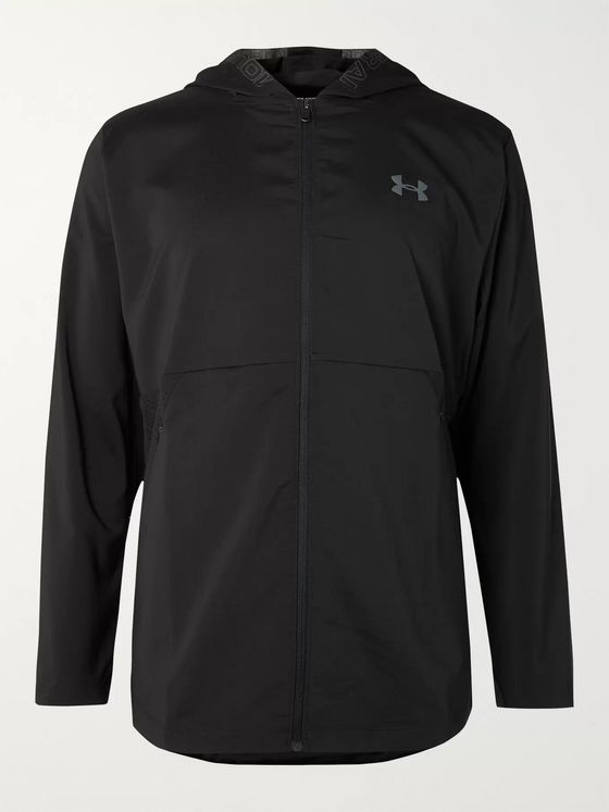 Under Armour Vanish Shell Hooded Jacket
