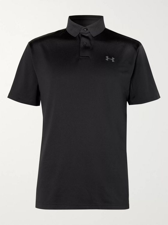 Under Armour Performance 2.0 Stretch-Piqué Golf Polo Shirt