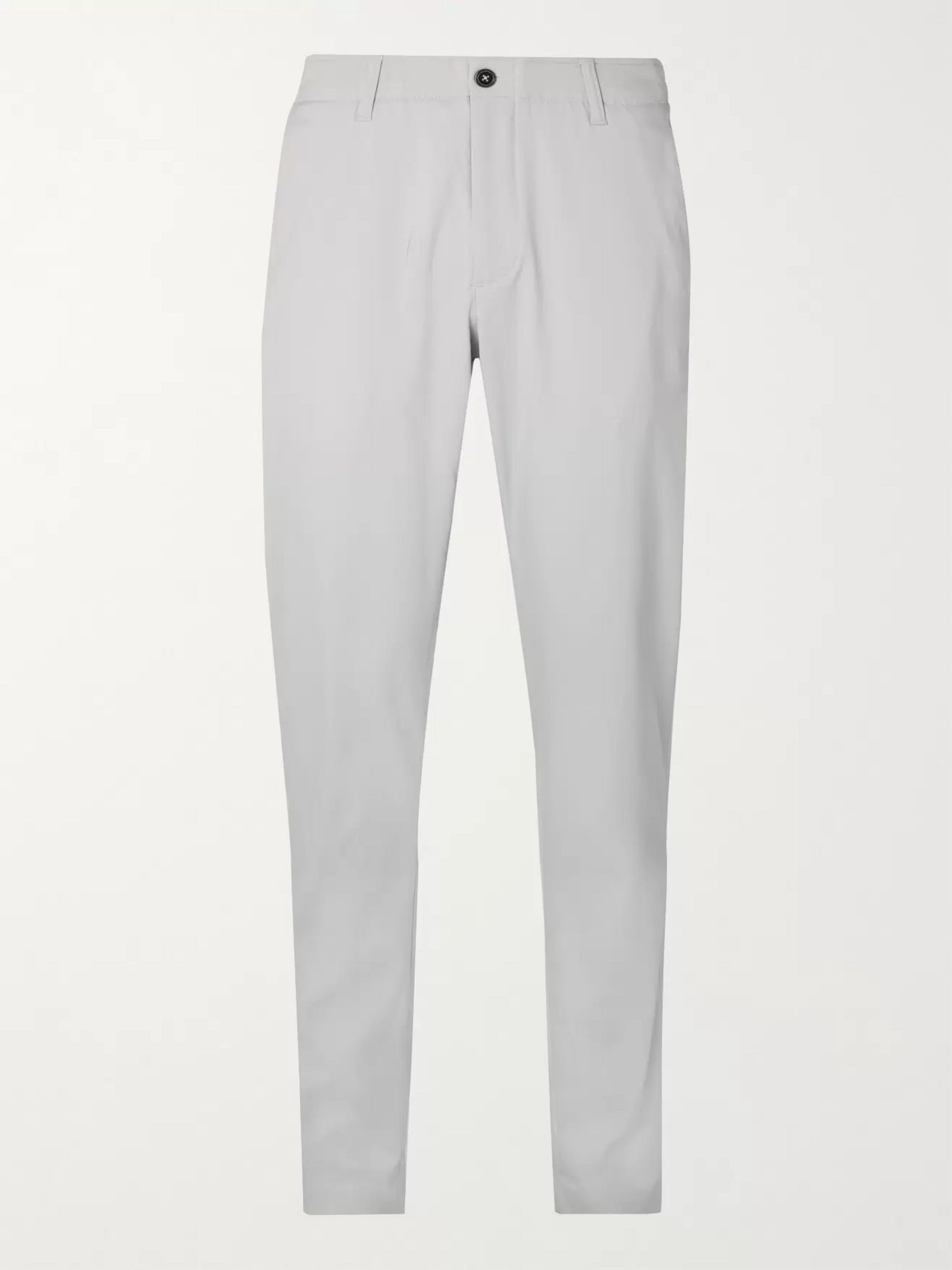 Under Armour UA Showdown Slim-Fit Tapered Stretch Nylon-Blend Golf Trousers