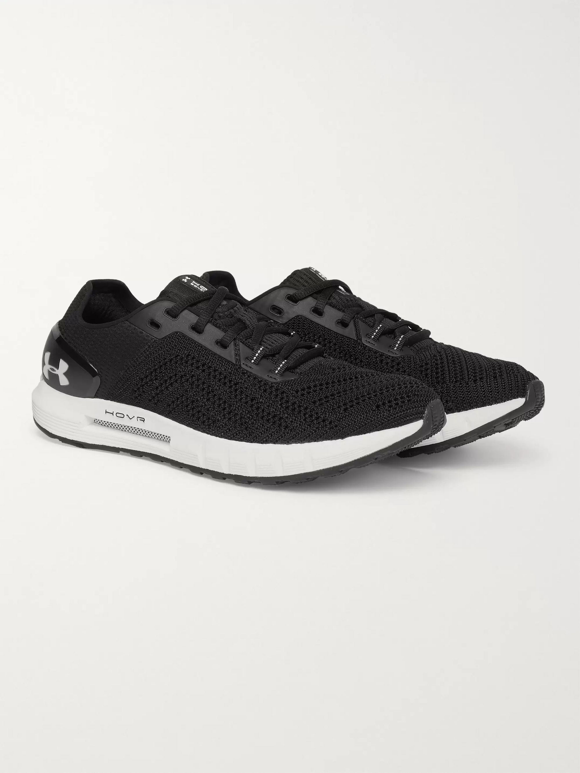 Under Armour UA HOVR Sonic 2 Microthread and Rubber Running Sneakers