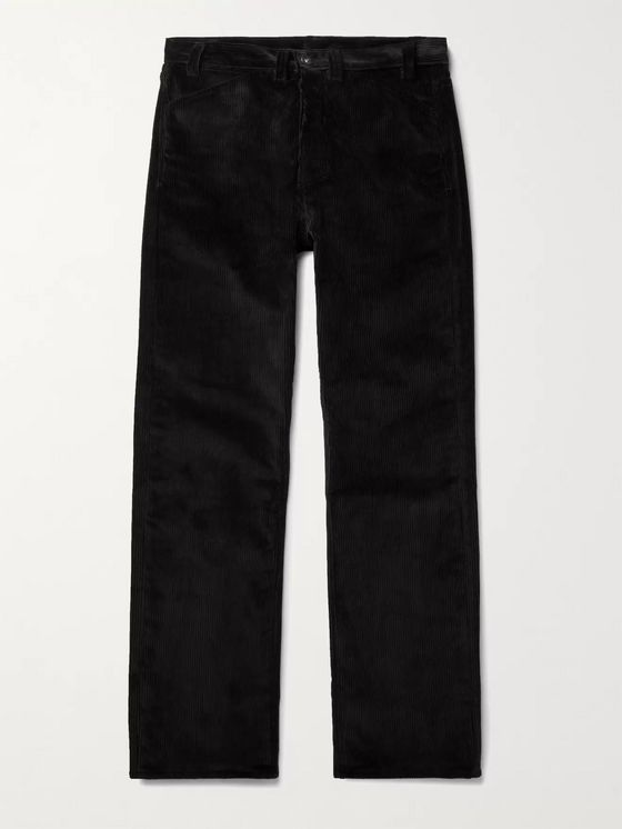 L.E.J Cotton-Corduroy Trousers