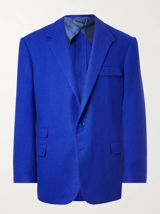 RALPH LAUREN PURPLE LABEL Cashmere-Twill Blazer