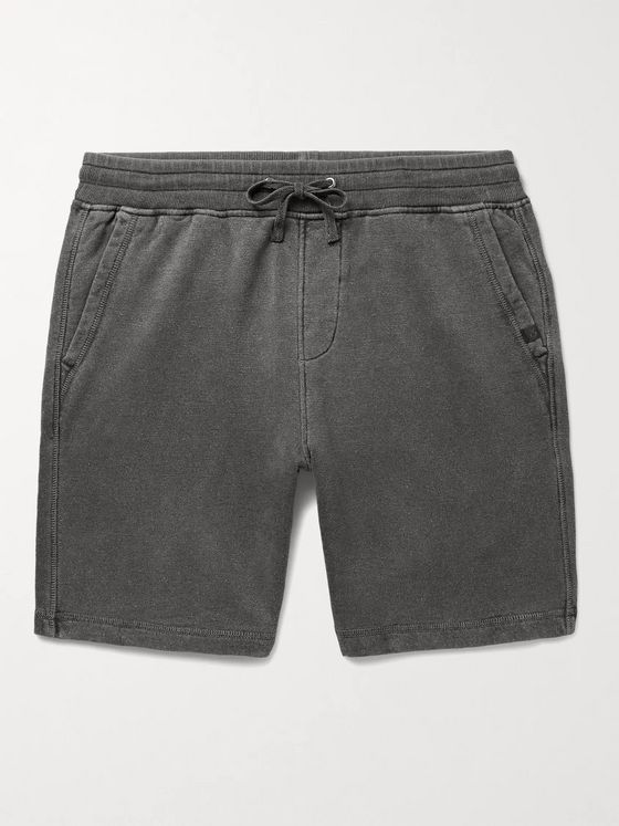 Outerknown Sur Slim-Fit Hemp and Organic Cotton-Blend Jersey Drawstring Shorts