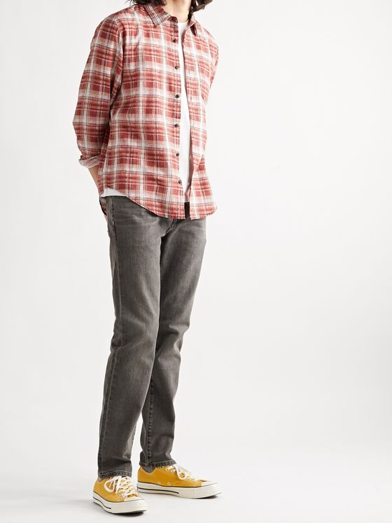 Outerknown Ambassador Slim-Fit Organic Denim Jeans