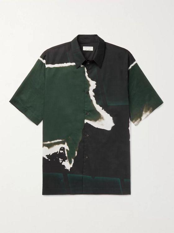 DRIES VAN NOTEN Casual Shirt 2200082933113