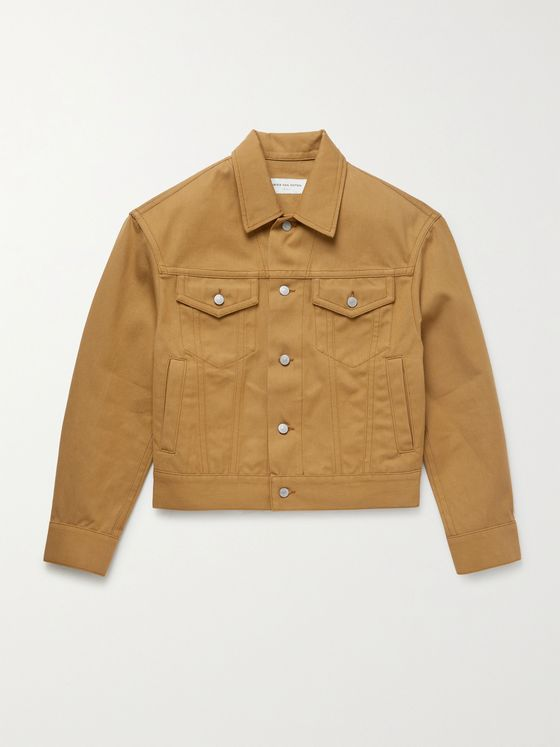 DRIES VAN NOTEN Denim Jacket