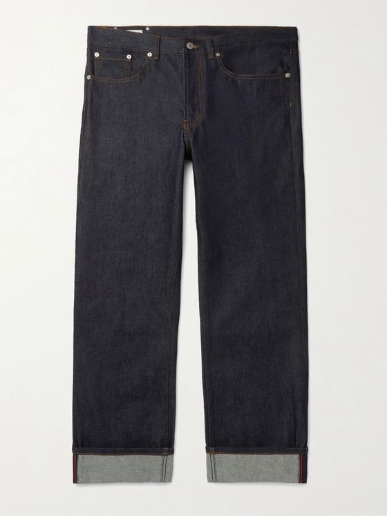 DRIES VAN NOTEN Selvedge Denim Jeans