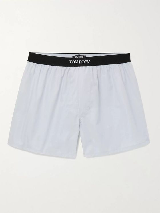 TOM FORD Cotton Boxer Shorts