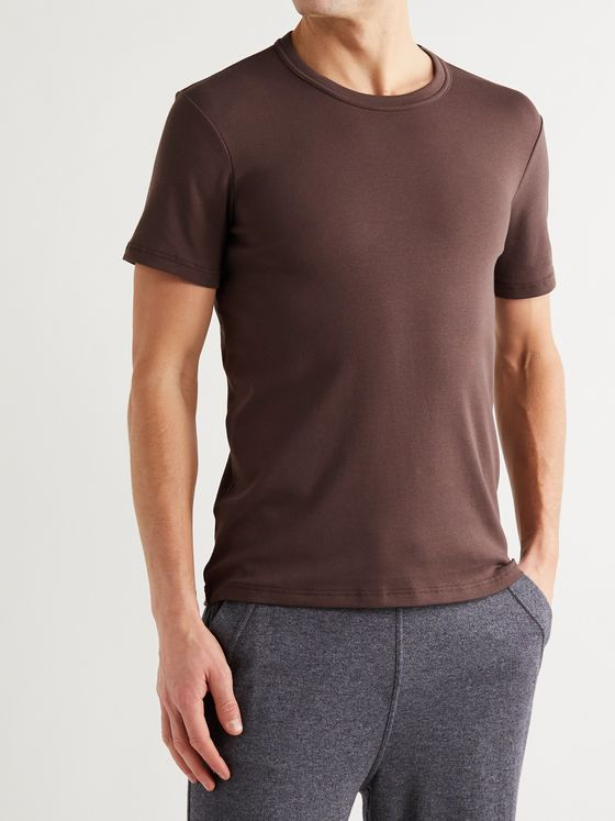 TOM FORD Slim-Fit Stretch Cotton-Jersey T-Shirt