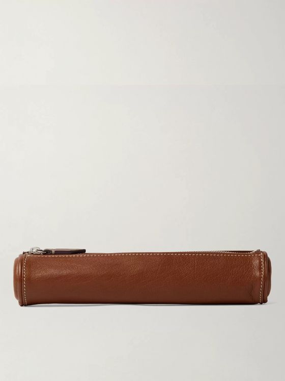 Métier Leather Pencil Case