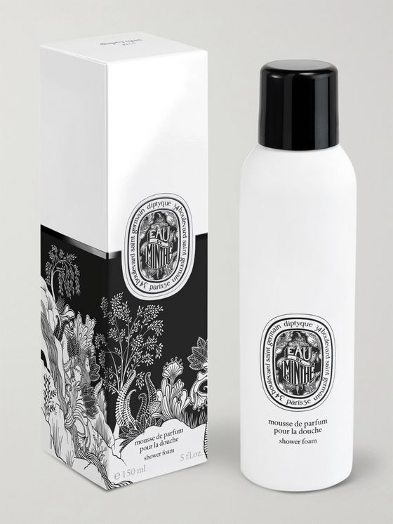 DIPTYQUE Eau de Minthé Shower Foam, 150ml