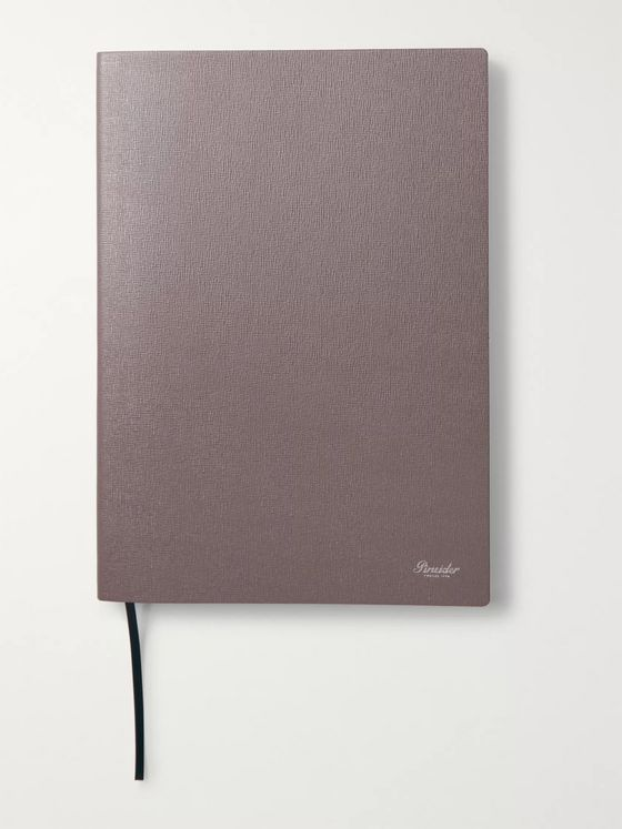 PINEIDER Leather Notebook