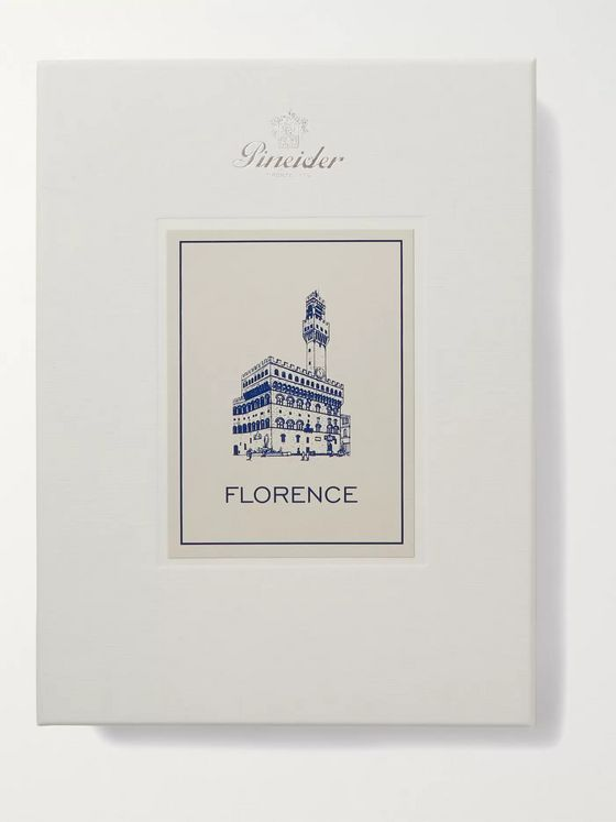 PINEIDER Florence A5 Stationery Set