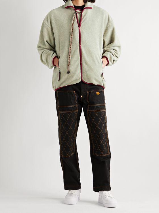 Men/'s Piped Fleece Jacket a Ben More exclusive with designer logo