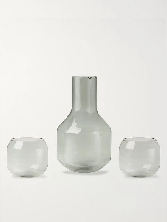 R+D.LAB Velasca Carafe and Glasses Set