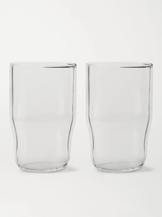 R+D.LAB Helg Bevanda Set of Two Glasses