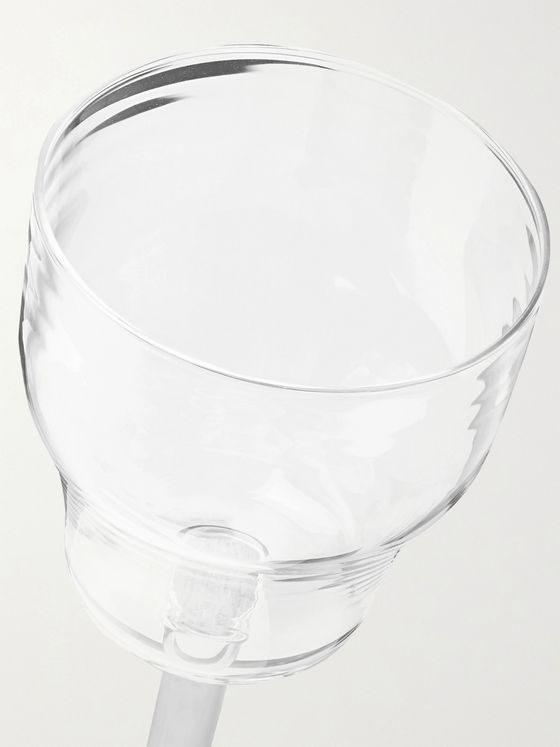 R+D.LAB Helg Set of Two Wine Glasses