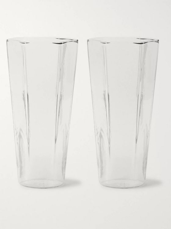 R+D.LAB Nini Bevanda Set of Two Glasses