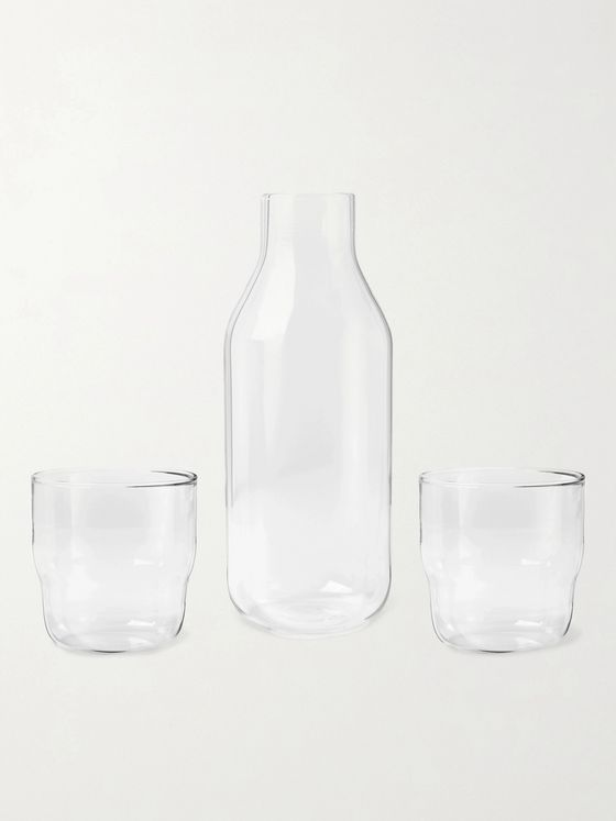 R+D.LAB Helg Carafe and Glasses Set