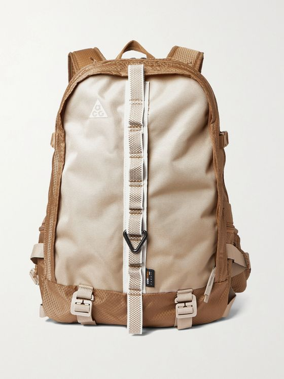 NIKE ACG Karst Logo-Embroidered CORDURA Backpack