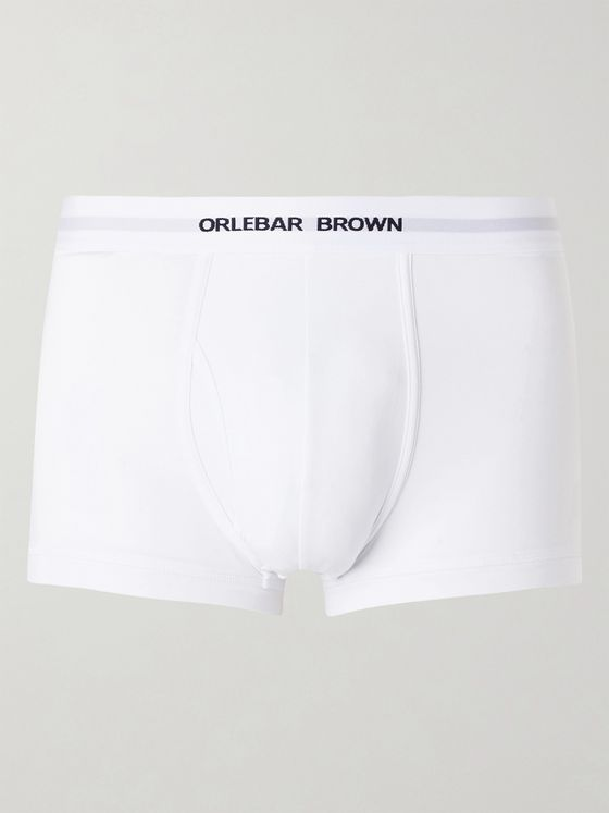 Orlebar Brown Stretch-Cotton Jersey Boxer Briefs