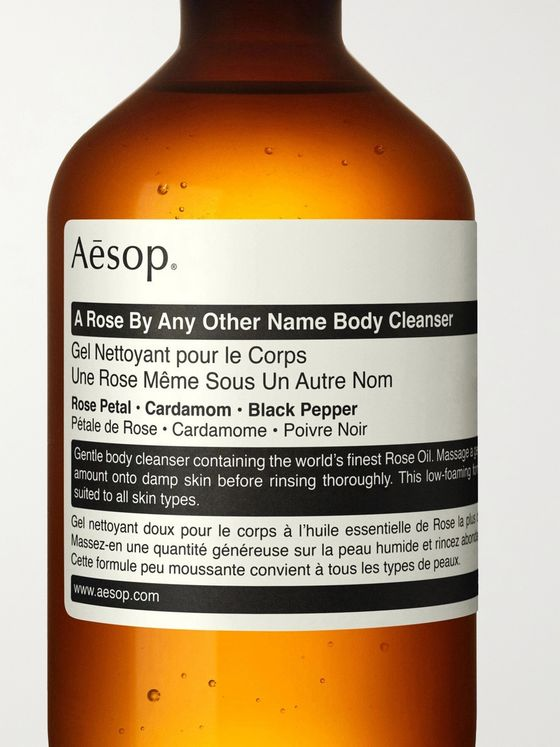 Aesop A Rose By Any Other Name Body Cleanser, 200ml