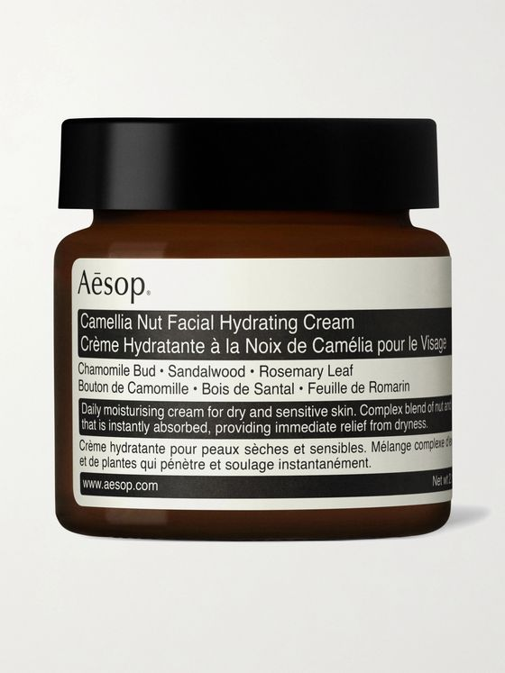Aesop Camellia Nut Facial Hydrating Cream, 60ml