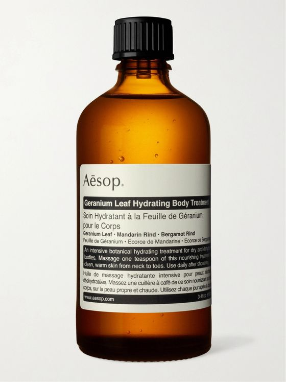 Aesop Geranium Leaf Hydrating Body Treatment, 100ml