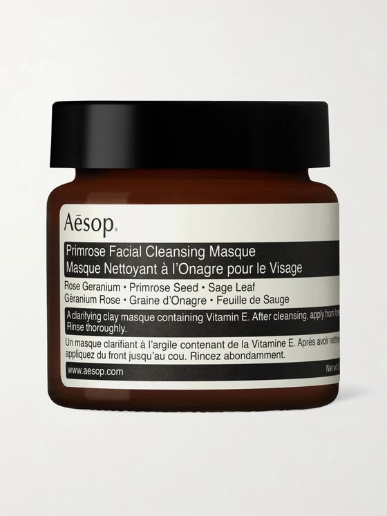 Aesop Primrose Facial Cleansing Masque, 60ml