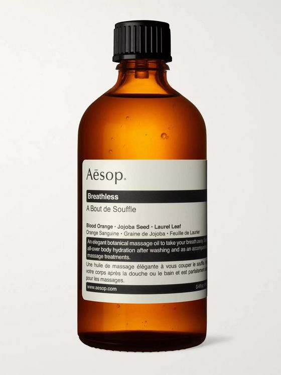 Aesop Breathless Body Oil, 100ml
