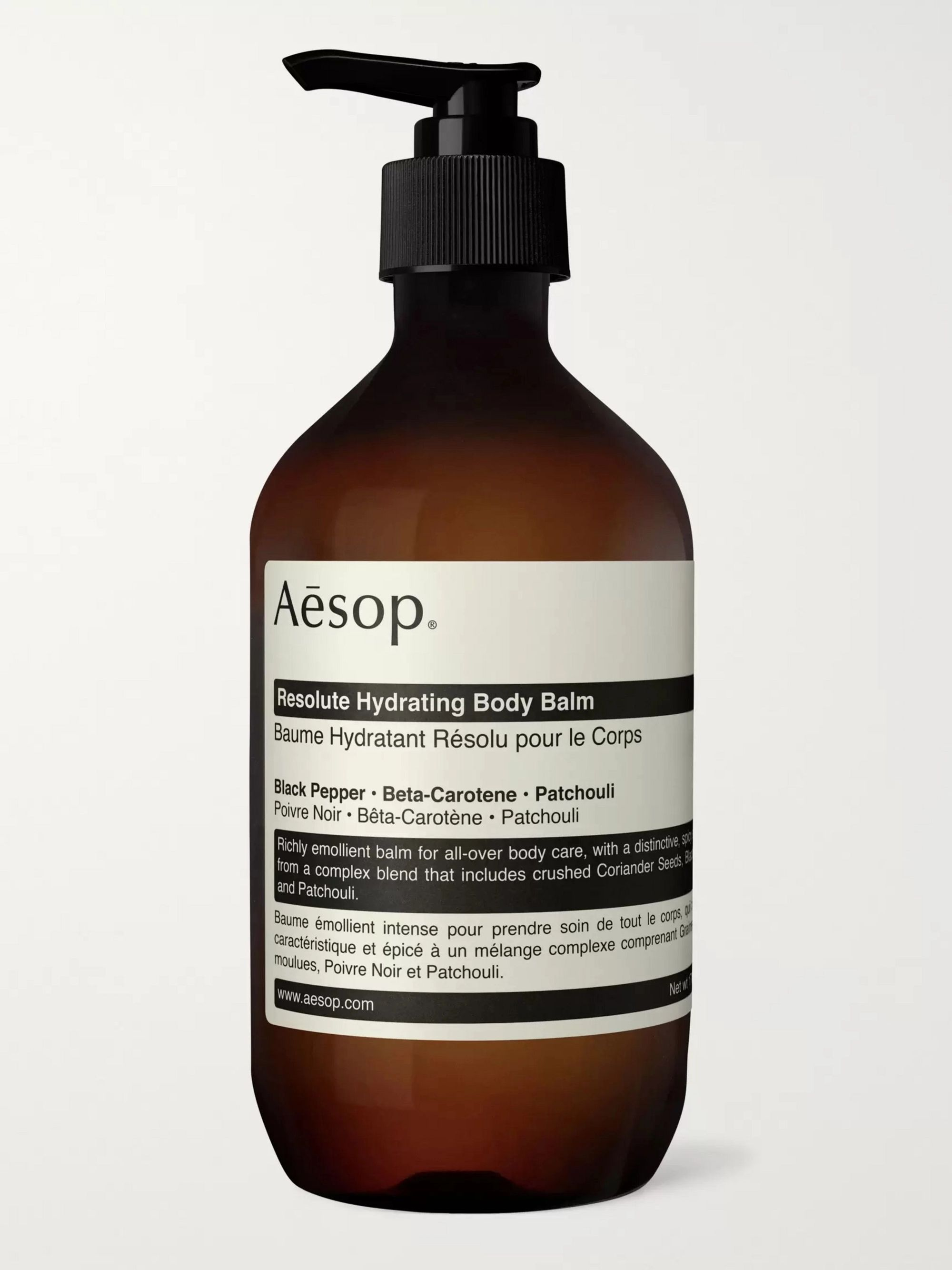 Aesop Resolute Hydrating Body Balm, 500ml