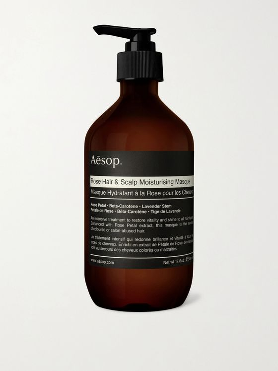 AESOP Rose Hair & Scalp Moisturising Masque, 500ml