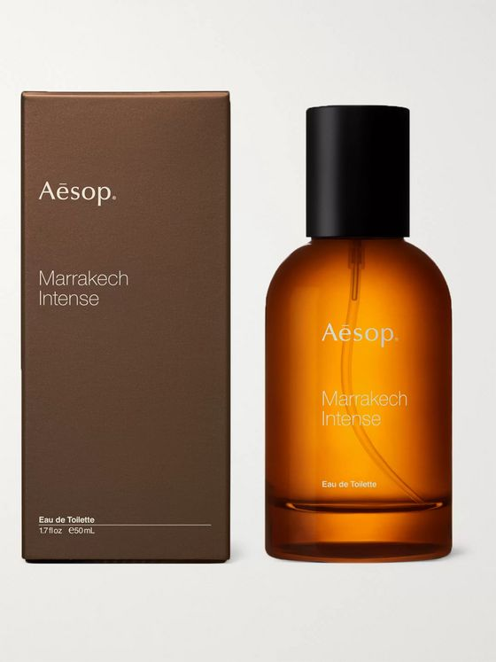 Aesop Eau de Toilette - Marrakech Intense, 50ml
