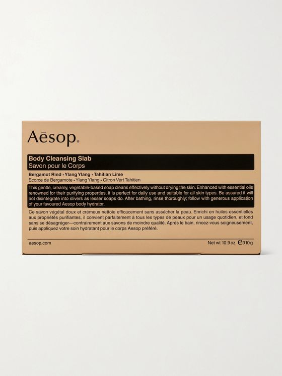 Aesop Body Cleansing Slab, 310g