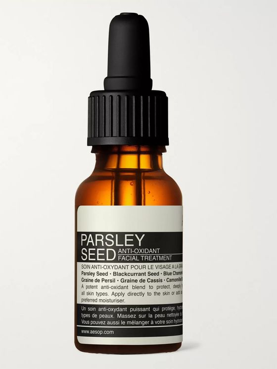 Aesop Parsley Seed Anti-Oxidant Facial Treatment, 15ml