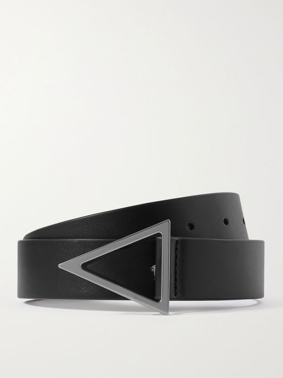 BOTTEGA VENETA 3cm Leather Belt