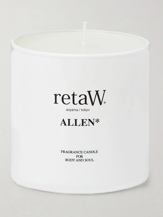 retaW Allen Scented Candle, 145g