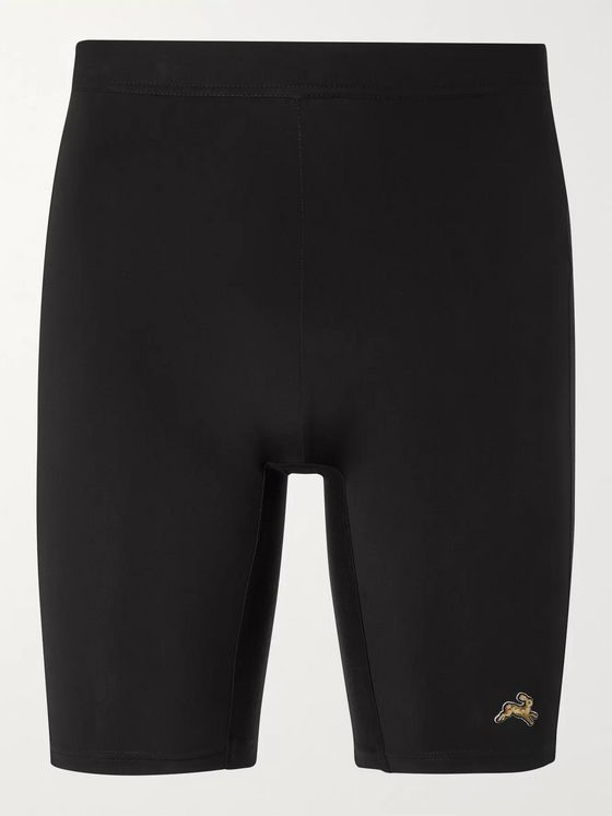 TRACKSMITH Reggie Compression Half Tights