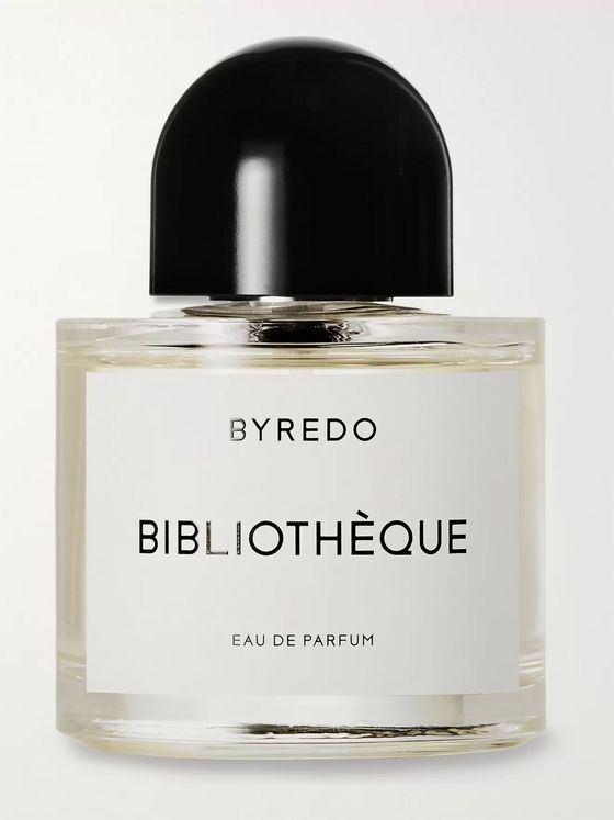 Byredo Bibliothèque Eau de Parfum - Juniper Berries, Orris, Violet, Leather & Patchouli, 100ml