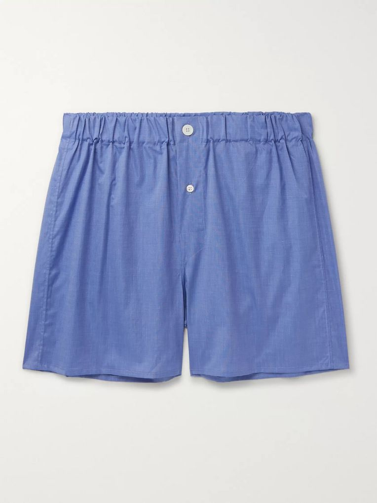 Emma Willis End-on-End Cotton Boxer Shorts