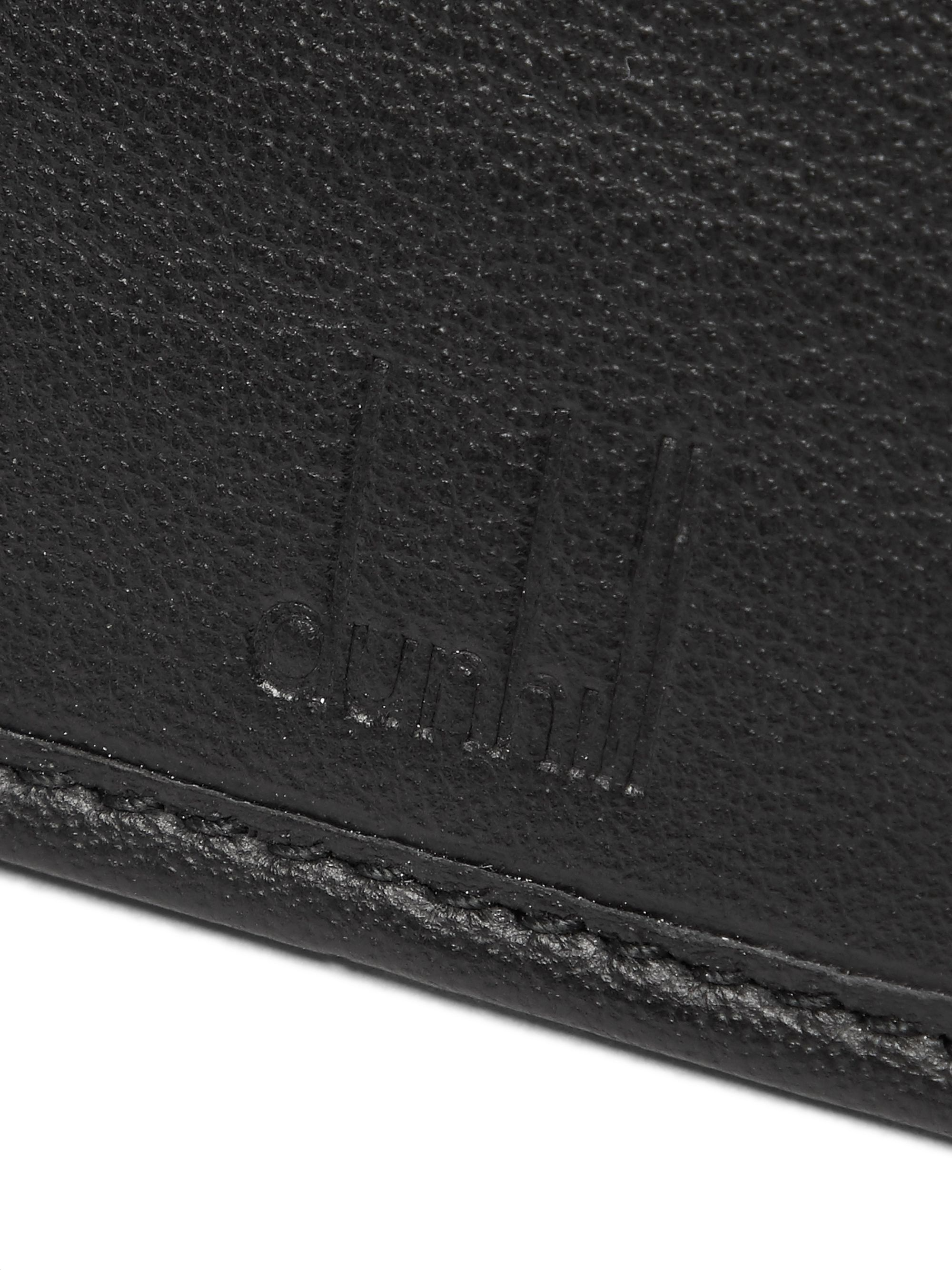 Dunhill Hampstead Leather Cardholder