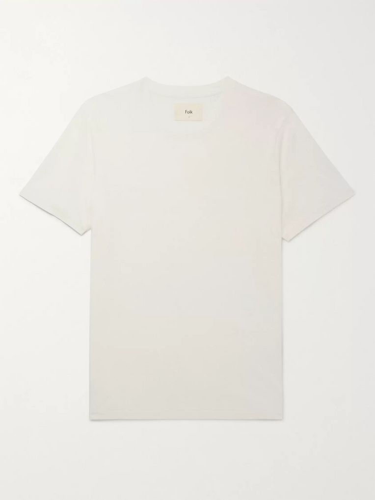 54d2e78fcd Assembly Cotton-Jersey T-Shirt