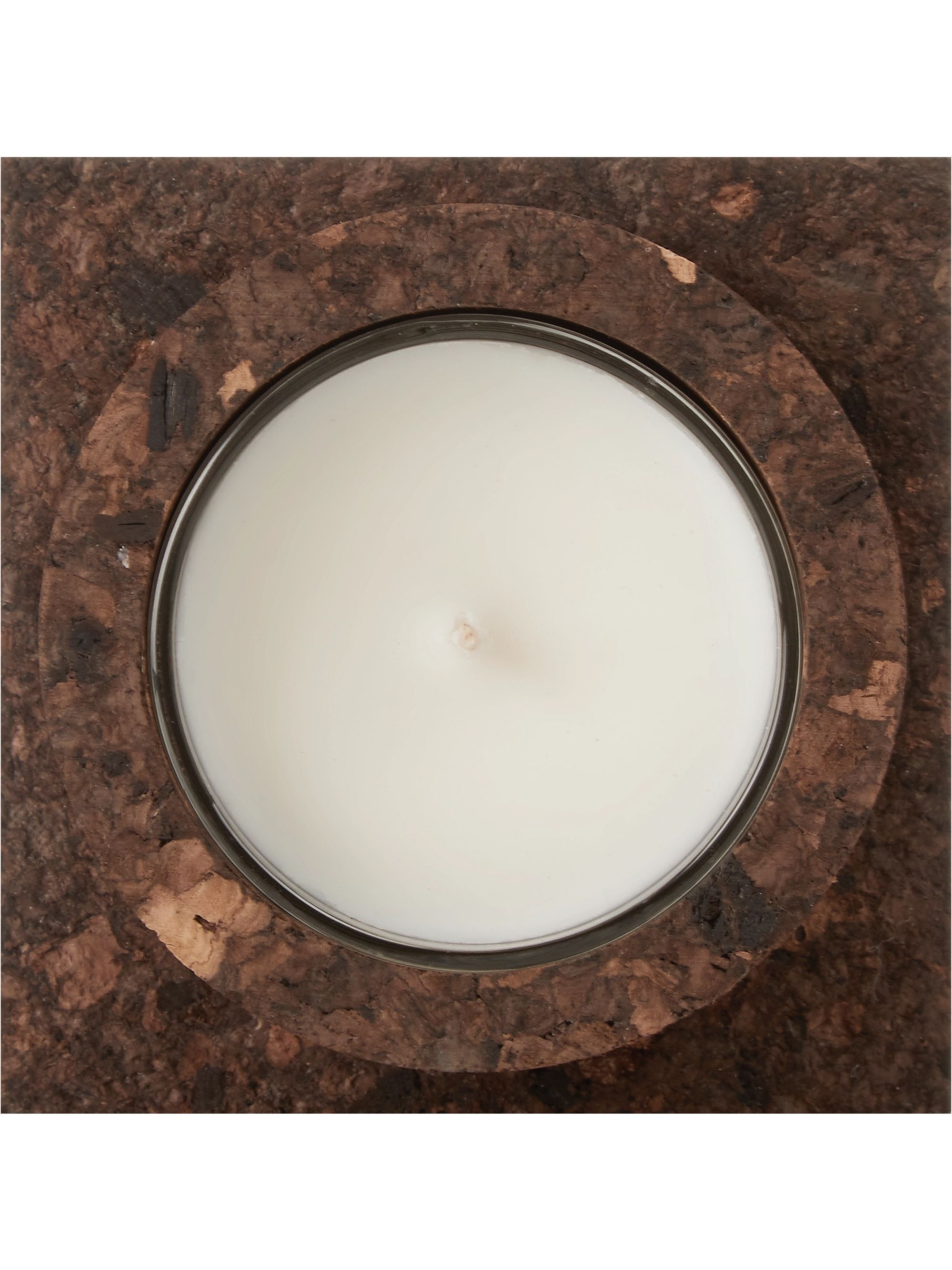 Tom Dixon Materialism Medium Cork Scented Candle