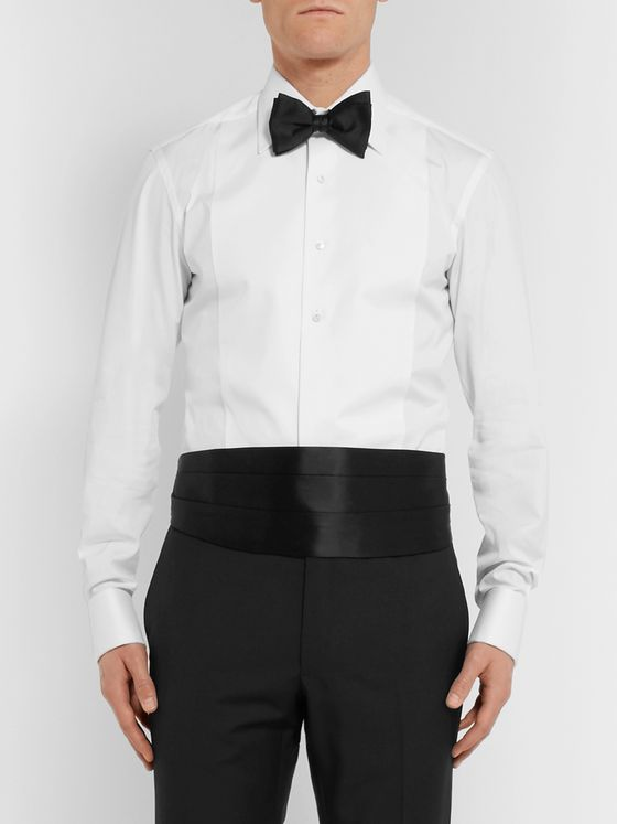 TOM FORD Silk-Satin Cummerbund