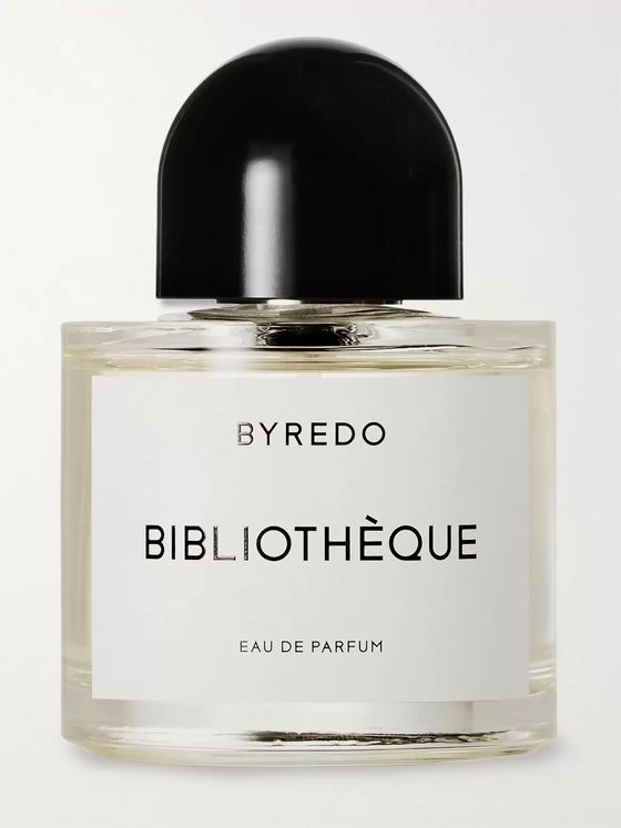 BYREDO Bibliothèque Eau de Parfum - Juniper Berries, Orris, Violet, Leather & Patchouli, 50ml