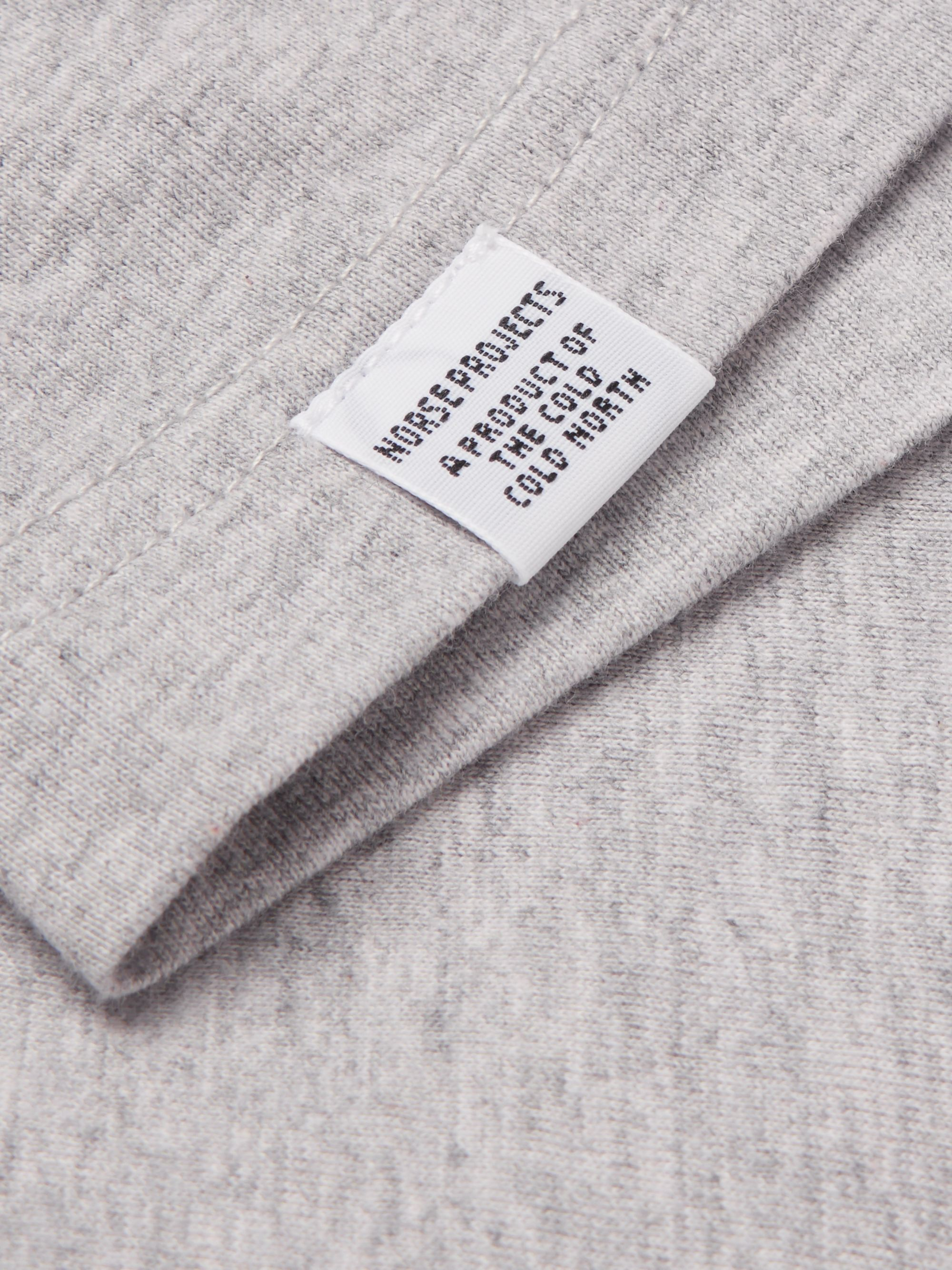 NORSE PROJECTS Niels Cotton-Jersey T-Shirt